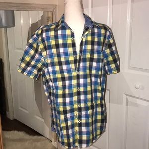 American Eagle collared button up/down vintage fit